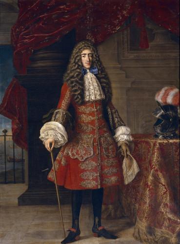 Voet, Jacob-Ferdinand:  Luis Francisco de la Cerda, IX duque de Medinaceli (hacia 1684).