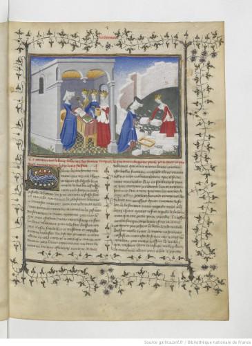 Christine de Pisan, La Cité des Dames (BNF).